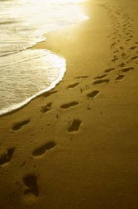 footprint-beach